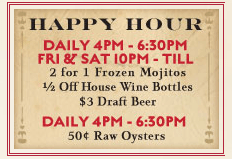Superior Daily Happy Hour