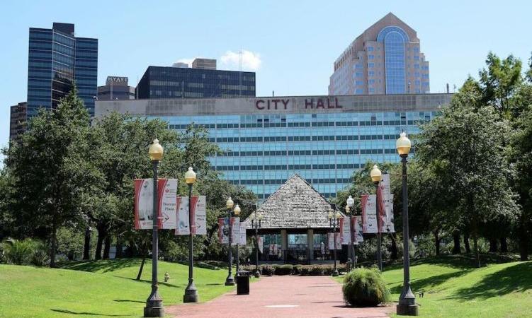 STRs at City Hall