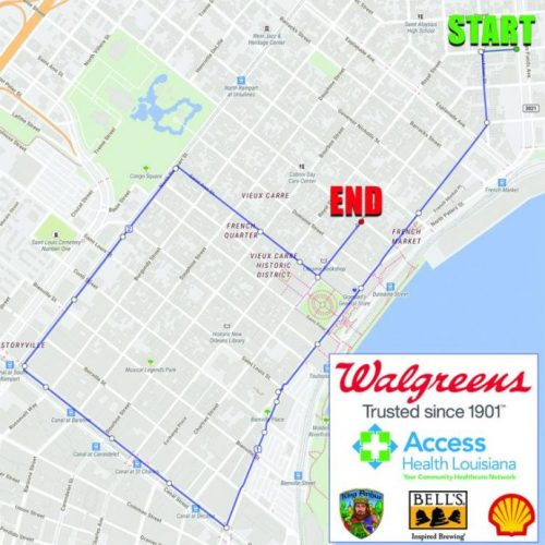 pride parade 2019 route