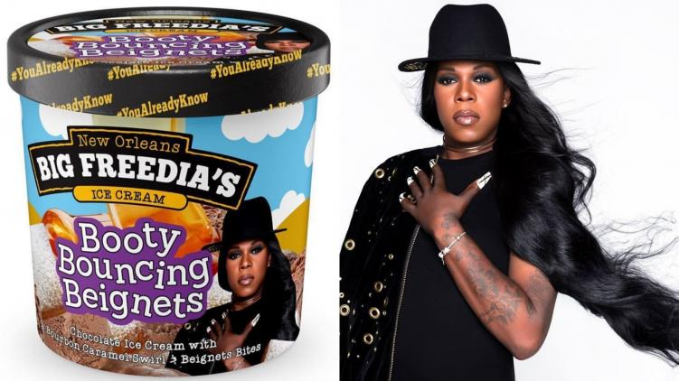 6af48d7c6f908 Here's How You Can Get Some of Big Freedia's and Ben & Jerry's Limited  Edition Ice Cream