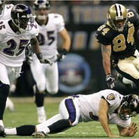 Movie About Saints Standout Player Michael Lewis In Early Production