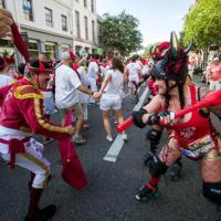Running of the Bulls Runs into the CBD this Weekend in New Orleans