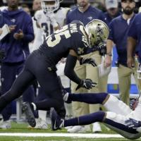 After Late Injury To Eli Apple, Saints to Work Out Former Rams Starter