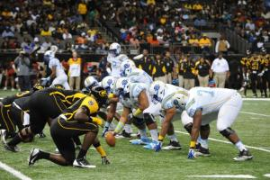 weekend in New Orleans Bayou Classic