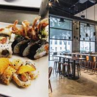 You Can Get Dorito-Crusted Rolls & Cajun-Style Sushi at Tsunami Sushi in New Orleans