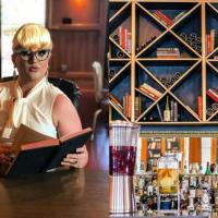 New Orleans' Newest Drag Brunch is Found at The Library In Uptown