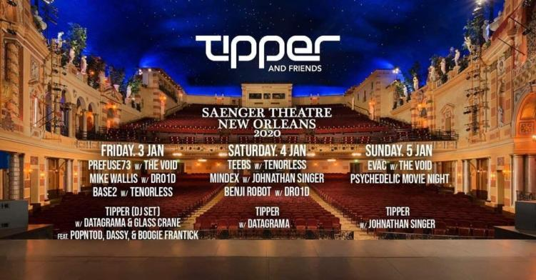 Tipper New Orleans