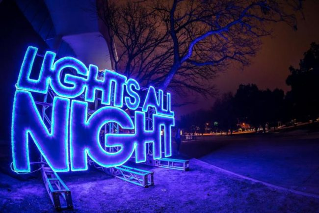 Win Two Tickets to Lights All Night Courtesy of River Beats…[Enter Now]
