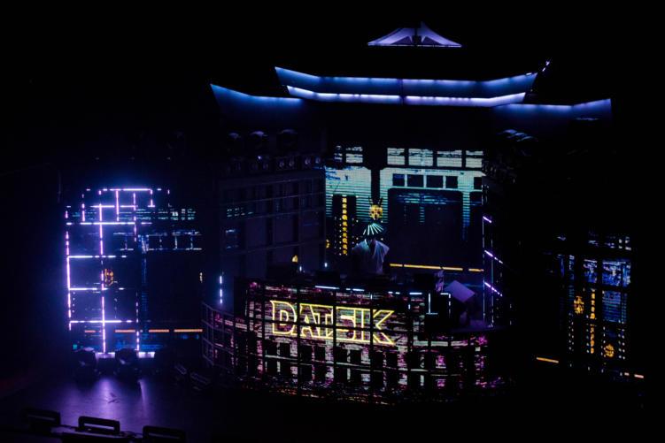 Datsik Levels the Joy Theatre on Ninja Nation Tour [Review]