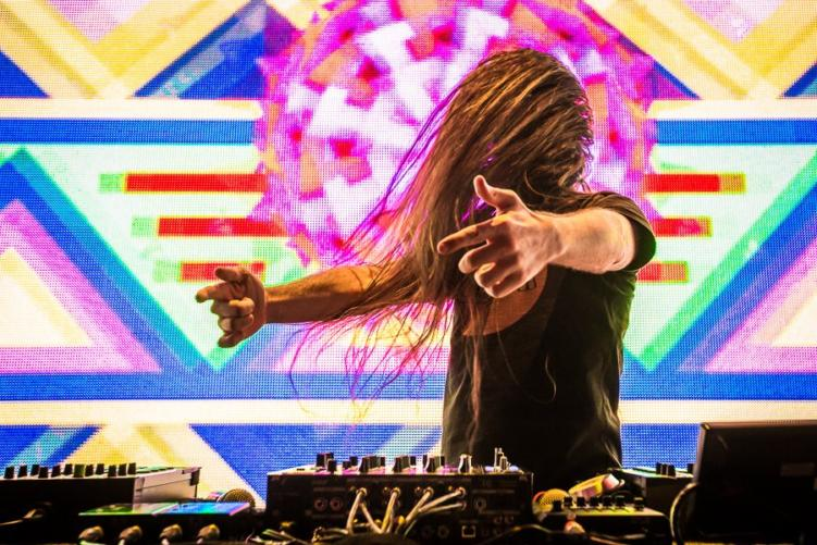 Bassnectar Returns to Colorado for Second Seasonal Family Gathering Event