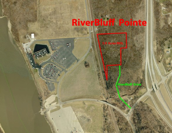 RiverBluff Pointe GIS