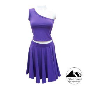 outfit faldas