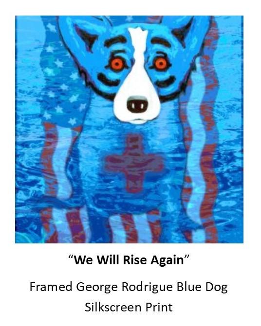 George Rodrigue - We will rise again