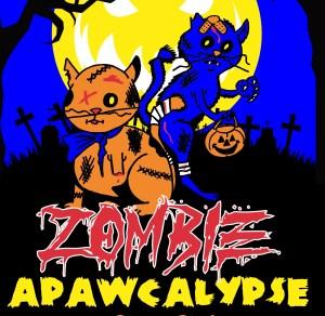 Zombie Apawcalypse