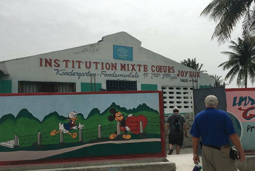 Haiti, Missions,