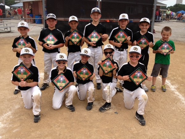 Usssa State Tournament Report Game 2 Dirtbags 17 Rockridge Rookies 1 River City