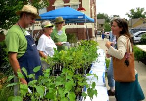 RCWO hosts the 2nd Annual Plant Sale at the NPEG garden