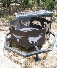 Texas Fire Pits | Outdoor Goods