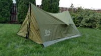 Compact Tents For Backpacking & Green Single Person Bivy ...