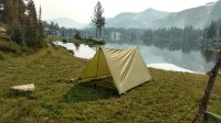 Trekker Shelter Tent 2, supper light backpacking shelter ...