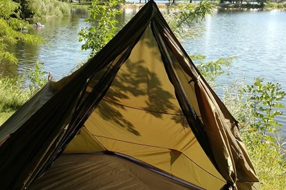 four person backpacking tent