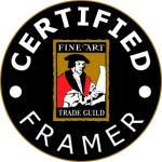 Fine Art Trade Guild Certified Framer logo