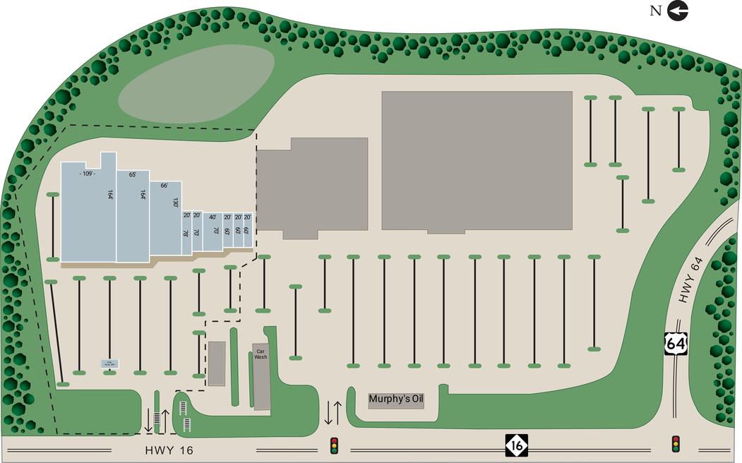 Taylorsville Nc Taylorsville Shopping Center  Retail