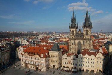 Getting Lost in Gothic Prague