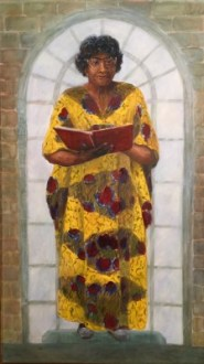Mary Wyatt by Louise Minks