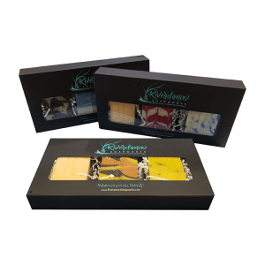 Product image for deluxe handmade soap gift box