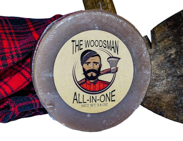 the woodsman all-in-one product image