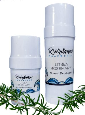 Product image for Litsea Rosemary Natural Deodorant