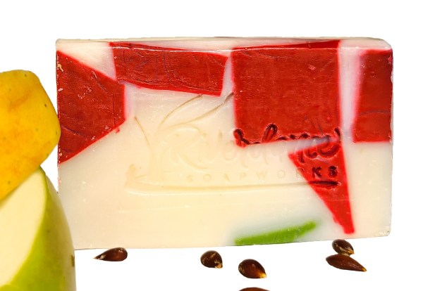 washington apple soap