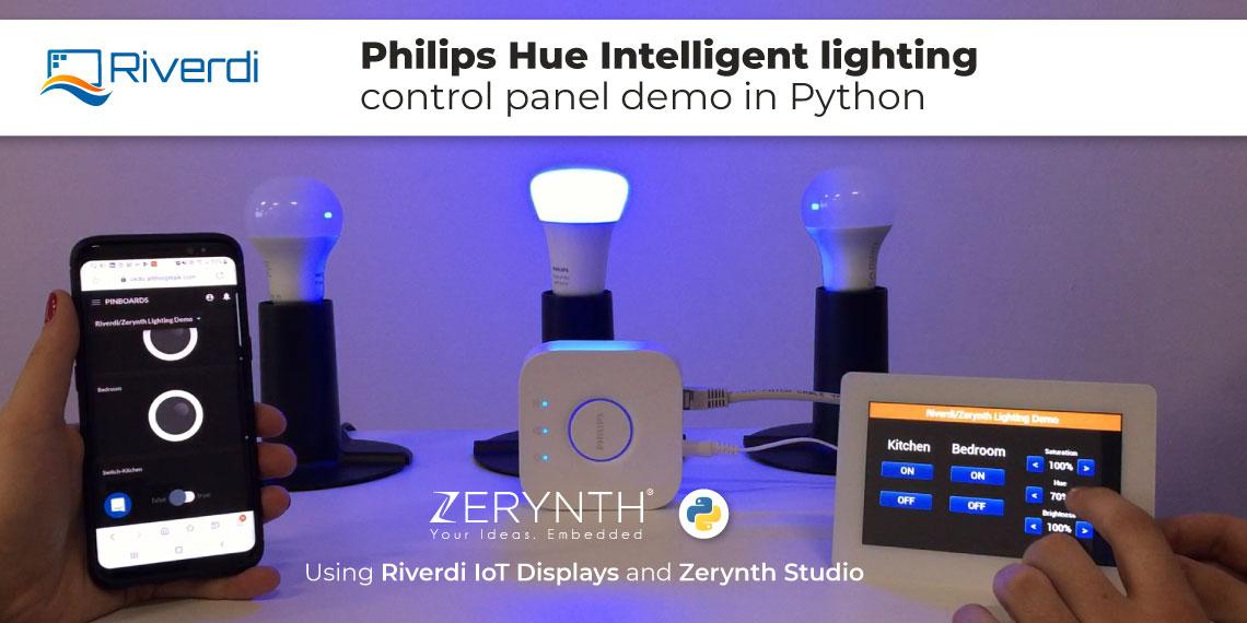 philips hue intelligent lighting