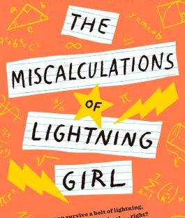Miscalculations of Lightning Girl cover