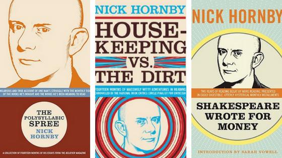 Nick Hornby titles