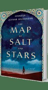 The Map of Salt and Stars by Jennifer Zeynab Joukhadar