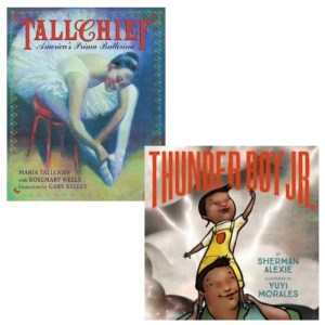 Picture Books about Native authors