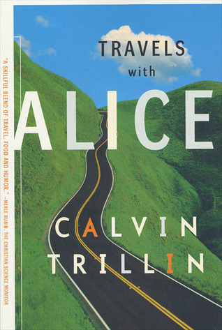 Travels with Alice Book Cover