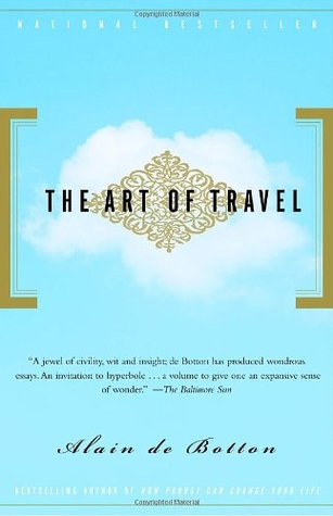 The Art of Travel Book Cover