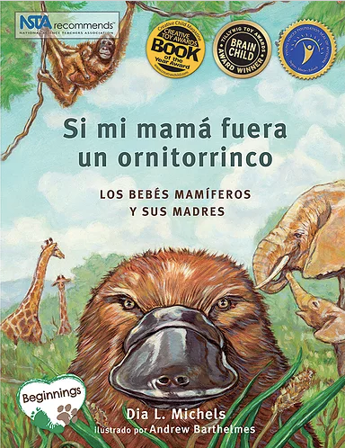 If my mom were a platypus cover