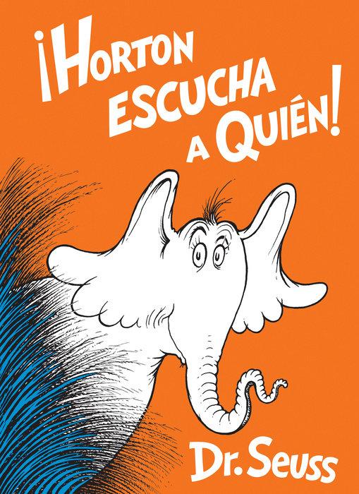 ¡Horton escucha a Quién! cover