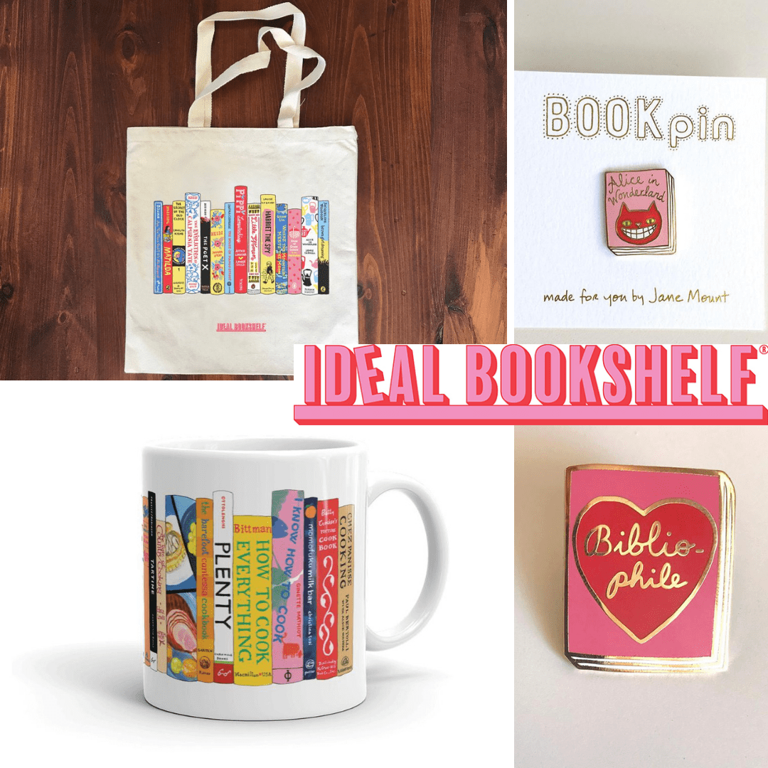 Ideal Bookshelf gift products