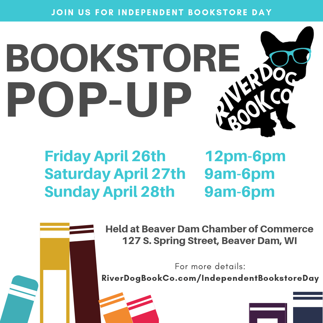 Independent Bookstore Day on Saturday, April 27