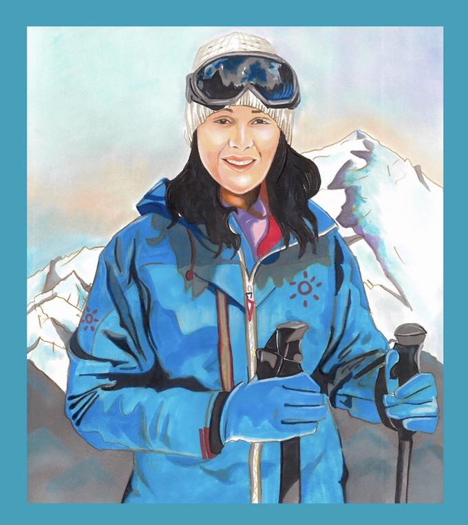 Samina Baig portrait