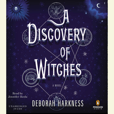 A Discovery of Witches audiobook