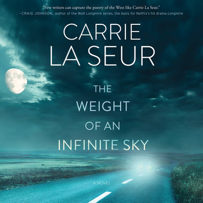 The Weight of an Infinite Sky audiobook
