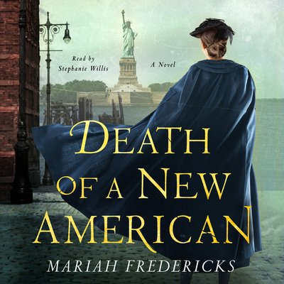 Death of a New American audiobook