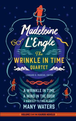 Wrinkle in Time Quartet by Madeleine L'Engle
