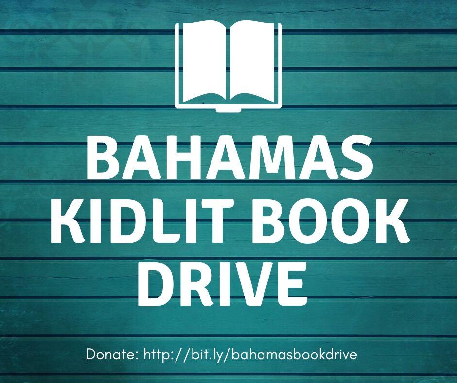 Bahamas Kidlit Book Drive